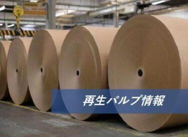 日本の製造コストでは再生パルプビジネスに参入は困難