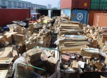 東南アジアに集中する再生資源。ベトナムで港滞在費用が発生