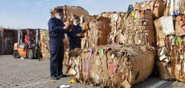 中国古紙市況 大手を中心に古紙輸入ライセンス発行