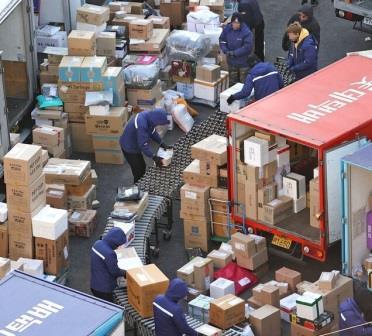 韓国 通販需要の拡大、古紙の輸入制限により段ボール不足懸念