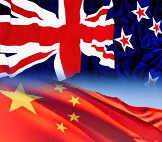 中国・ニュージーランドFTA協定改定 木材・紙パルプが無税に