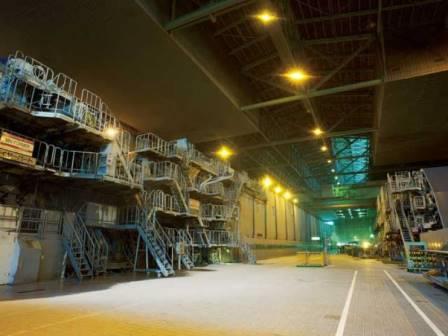王子製紙 苫小牧工場