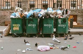 ロシア 経済成長により紙需要増で原紙不足 リサイクルに課題と古紙不足