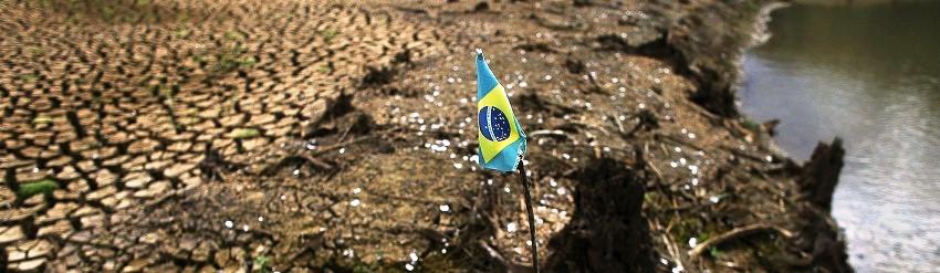 brazil water shortage