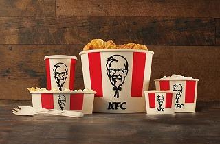 KFCカナダ 25年までに全ての包装資材を堆肥化可能素材に変更する事を発表 竹、サトウキビなど自然分解素材を活用