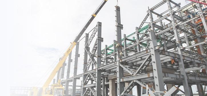 Long cheng build new factory