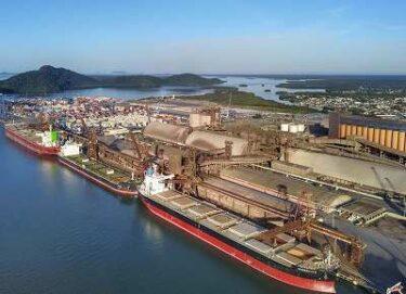 Klabin Begins Construction of New Pulp Terminal at Port of Paranaguá, Brazil