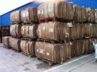 山鷹社関連企業 イギリスで乾式再生パルプ建設の許可申請