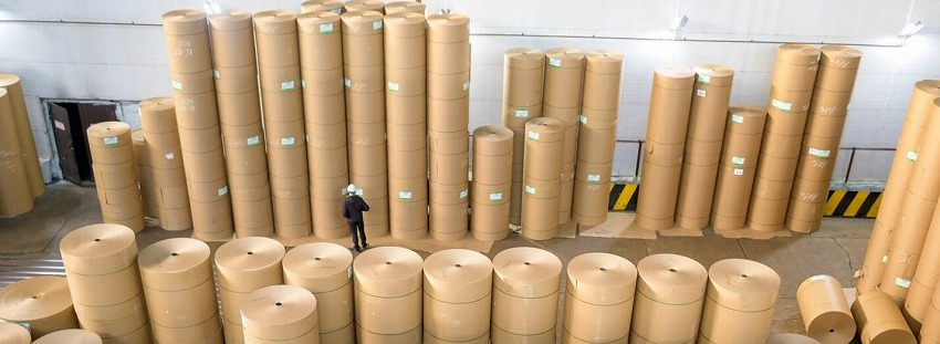 変化する中国段原紙輸入市場 古紙完全輸入禁止も競争は激化