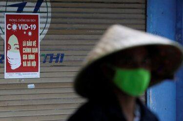 ベトナム都市封鎖延長